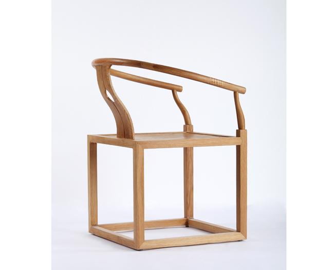 中式风格椅子手绘